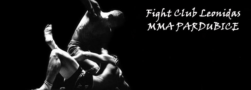 FIGHT CLUB LEONIDAS MMA PARDUBICE